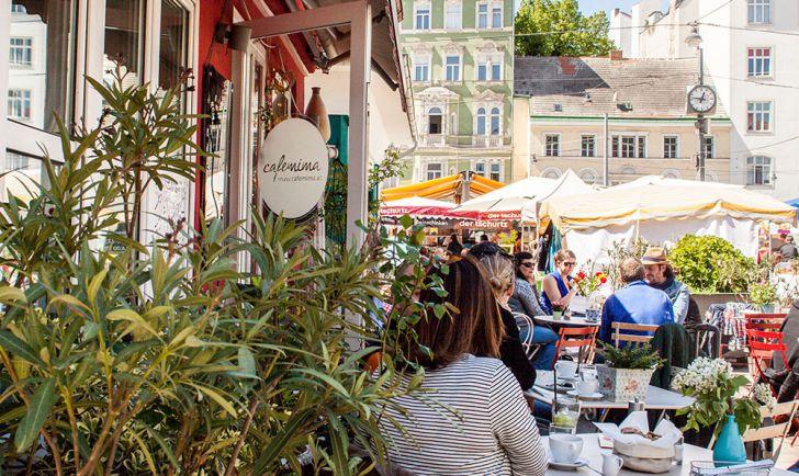 cafemima Schanigarten (c) STADTBEKANNT