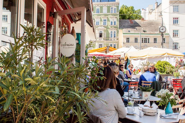 Schanigarten cafemima (c) STADTBEKANNT