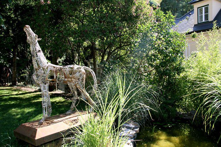 Severin Garten Skulptur (c) STADTBEKANNT