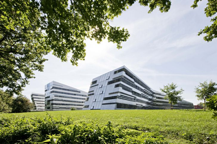 Caramel architekten - Science Park Linz (c) Hertha Hurnaus