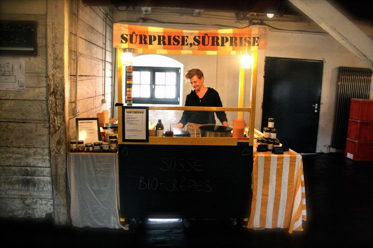 Surprise Surprise Stand (c) Nohl stadtbekannt.at