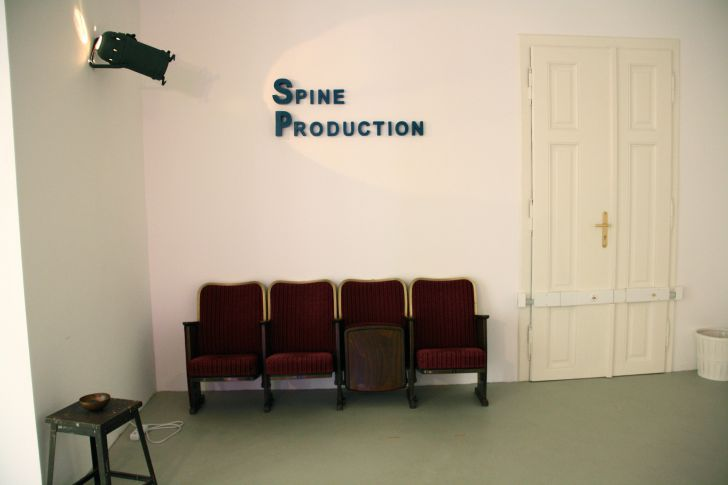 Dock 7 Spine Production (c) STADTBEKANNT Nohl