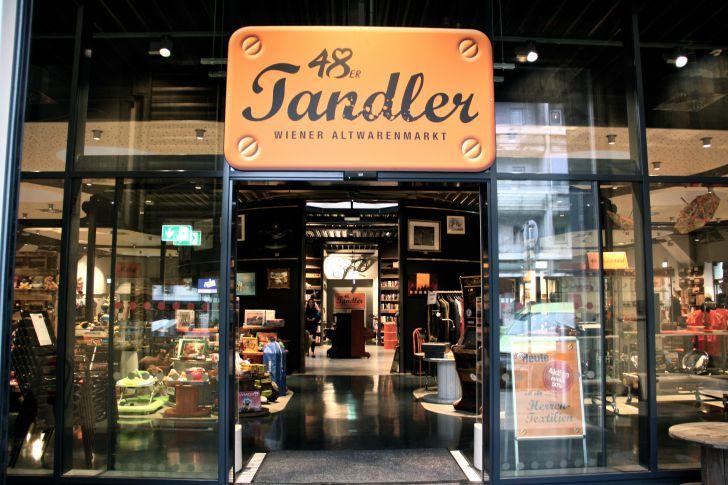 48er Tandler Auslage (c) STADTBEKANNT Nohl