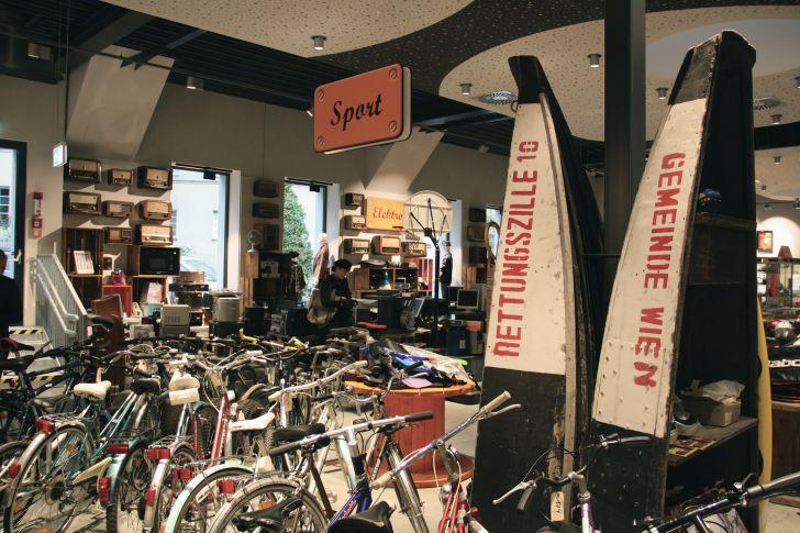 48er Tandler Fahrräder (c) STADTBEKANNT Nohl