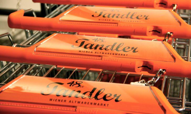 48er Tandler Einkaufswagen (c) STADTBEKANNT Nohl