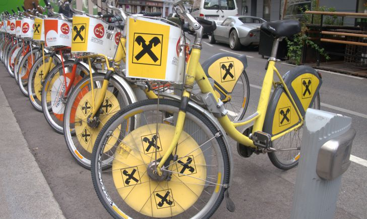 Citybike (c) STADTBEKANNT