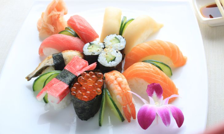 Sushi+Set (c) Sino1 Jin Meij