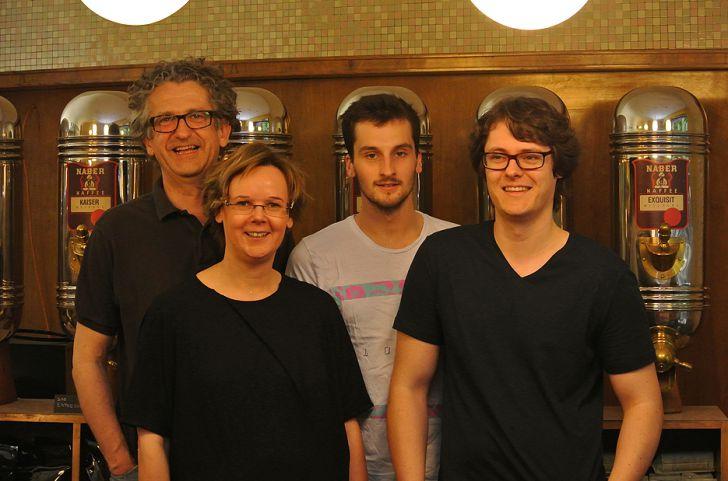 Schönbergers Team