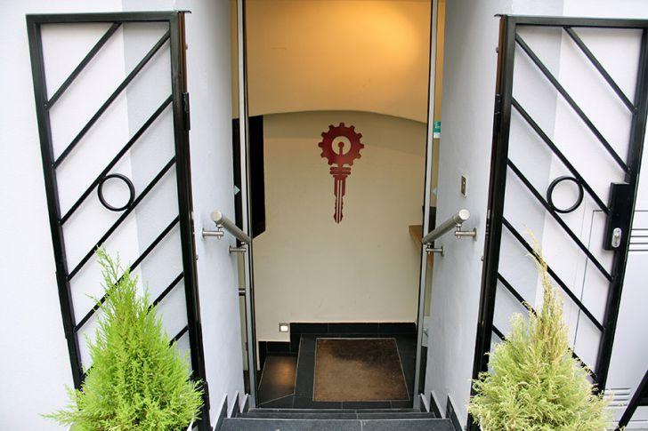 Schlosswerk Eingang (c) STADTBEKANNT Nohl