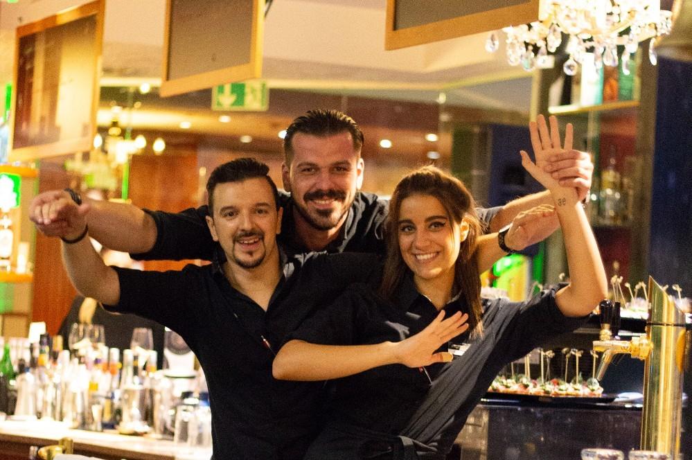 Thirsty Thursday Joes Bar - ARCOTEL Wimberger Wien