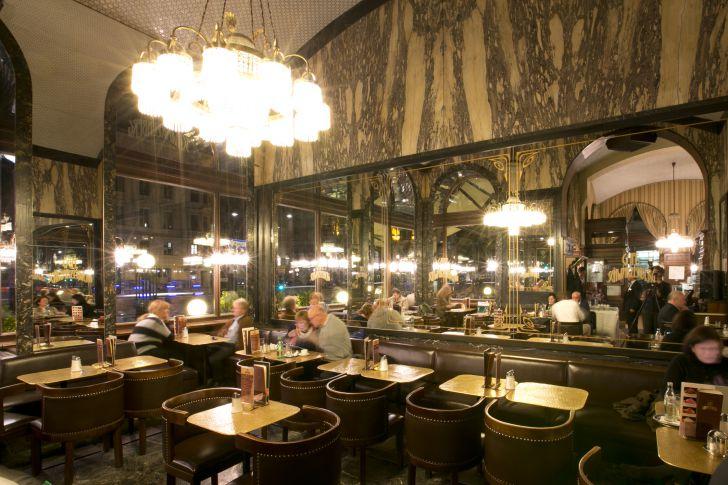 Cafe Schwarzenberg (c) GMS GOURMET GmbH