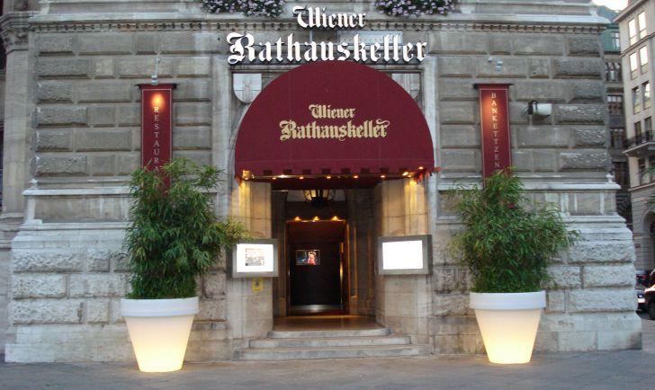 Wiener Rathauskeller (c) GMS GOURMET GmbH