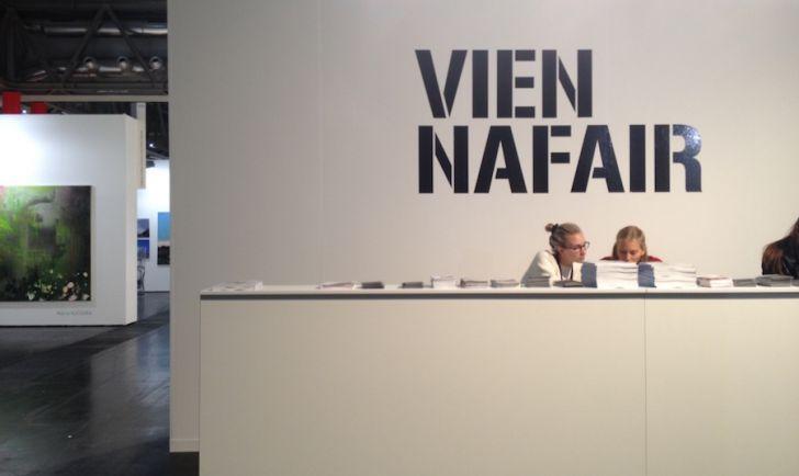 Eingang Viennafair (c) Hofinger STADTBEKANNT