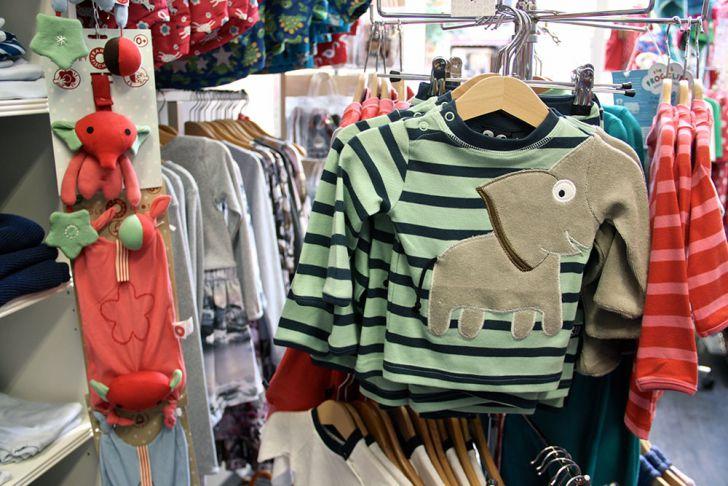 Goldkind Kindertshirts Elefant (c) STADTBEKANNT Wetter-Nohl