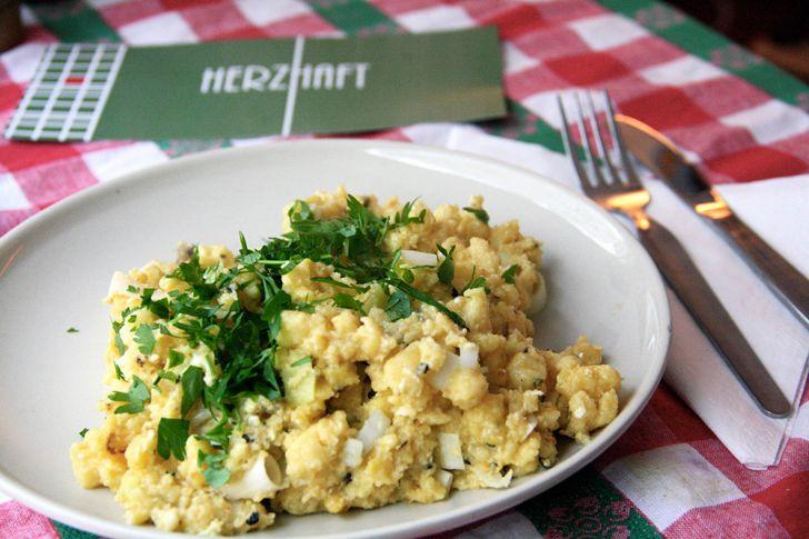 Herzhaft Hauptspeise Eiernockerl (c) STADTBEKANNT