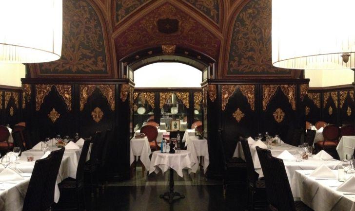 Rathauskeller Salon Ziehrer (c) Hofinger STADTBEKANNT