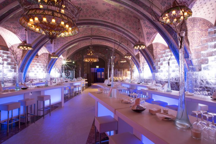Wiener Rathauskeller Rittersaal (c) GMS GOURMET GmbH