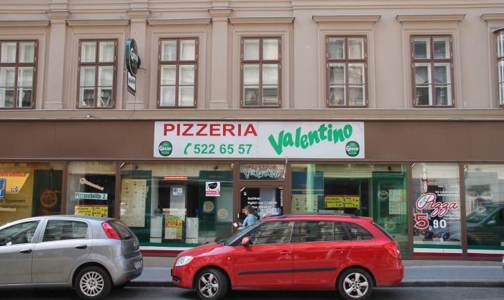 Pizzeria Valentino (c) STADTBEKANNT Hofinger
