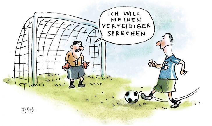 Rudi Hurzlmeier - Verteidiger