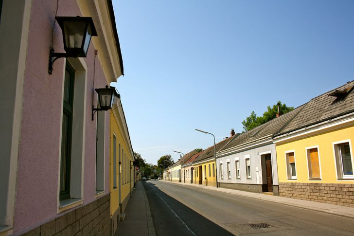 Strebersdorf Rußbergstraße (c) STADTBEKANNT