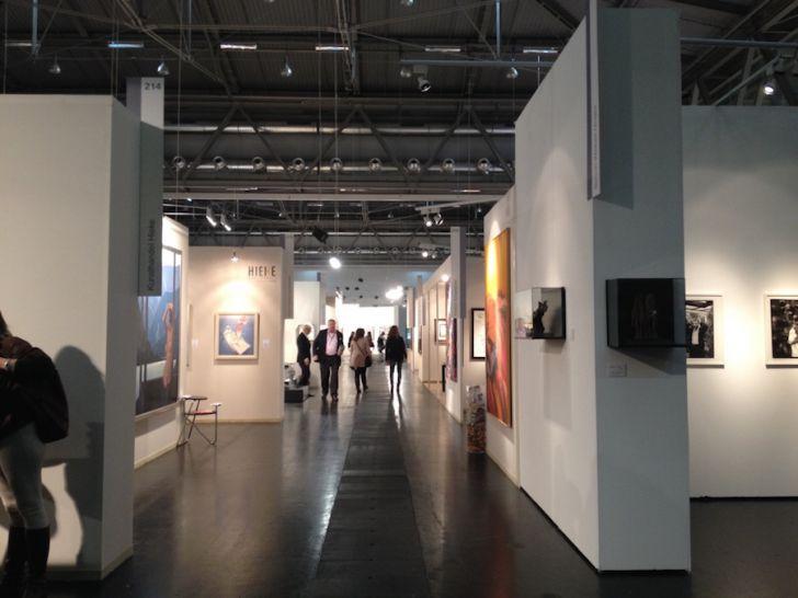 Viennafair Galerien (c) Hofinger STADTBEKANNT