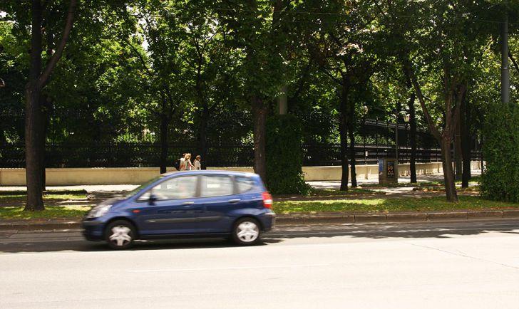 Auto in Wien (c) STADTBEKANNT