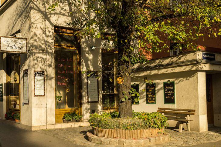 Café Restaurant Stratoria Lustkandlgasse (c) STADTBEKANNT