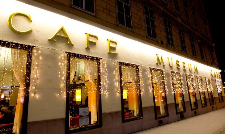Café Museum Außen (c) Querfeld's Wiener Kaffeehaus GesmbH