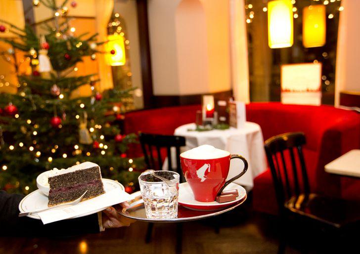 Café Museum Weihnachten (c) Querfeld's Wiener Kaffeehaus GesmbH