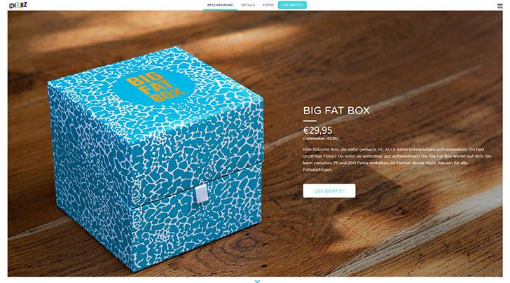Cheerz Big Fat Box