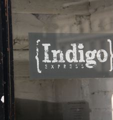 Indigo Express Eingang (c) STADTBEKANNT Nohl