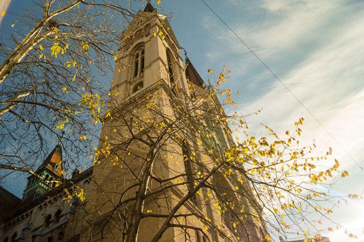 Kirche Lustkandlgasse (c) STADTBEKANNT