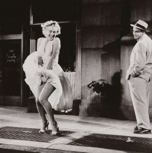 Marilyn Monroe – Das verflixte siebente Jahr, Billy Wilder, 1954