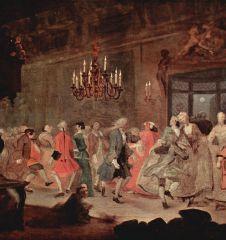 Tanzball William Hogarth