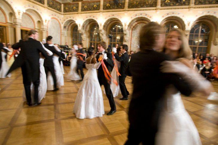 Dorner Ball Palais Ferstel Walzertanz (c) Tanzschule Dorner