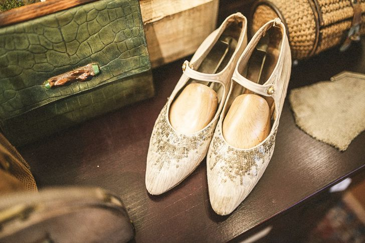 Vintage und Rosenroth Schuhe (c) Vintage und Rosenroth Taufner-Mikulitsch