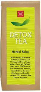Detox Tea Herbal Relax (c) Demmers Teehaus