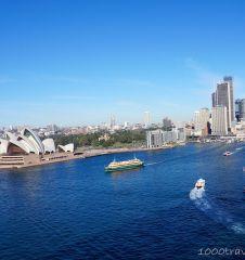 Australien Sydney (c) 1000travelstories.com
