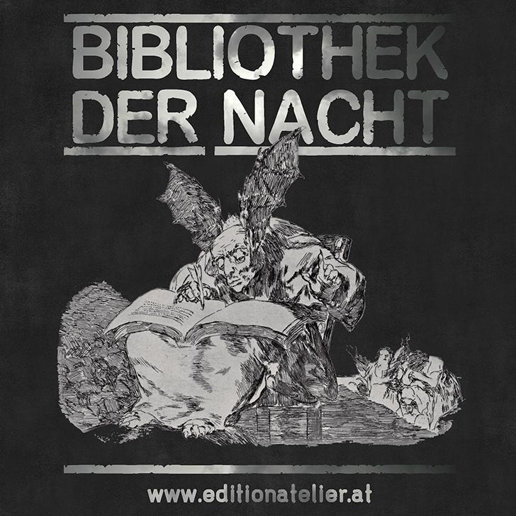 Bibliothek der Nacht (c) Edition Atelier