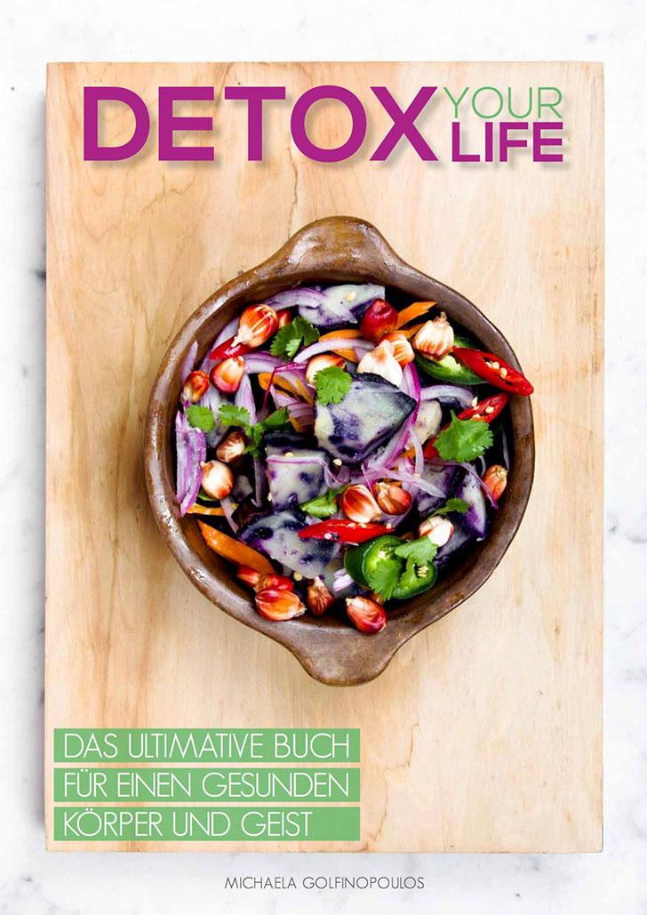 Buchcover Detox Your Life (c) Detox Your Life