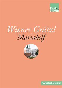 Wiener Grätzl Mariahilf Cover