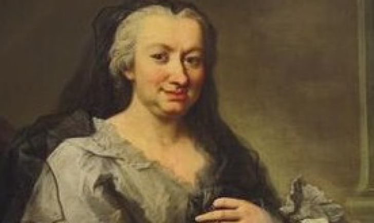 Karoline von Fuchs Mollard - Martin van Meytens