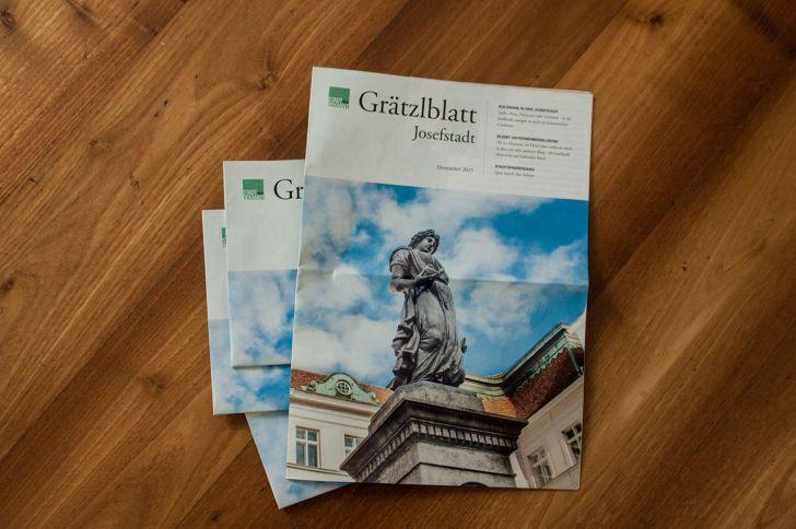 Grätzlblatt Josefstadt Dezember 2015 (c) STADTBEKANNT