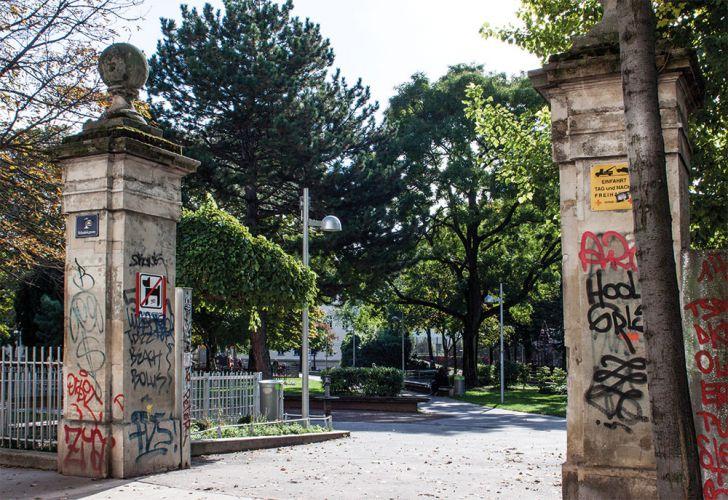 Park (c) STADTBEKANNT