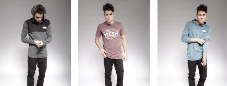 vresh Shirts (c) Screenshot vresh