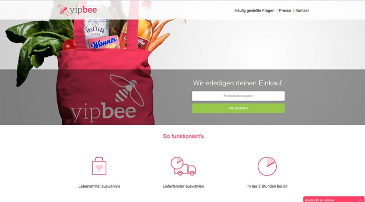 yipbee Screenshot