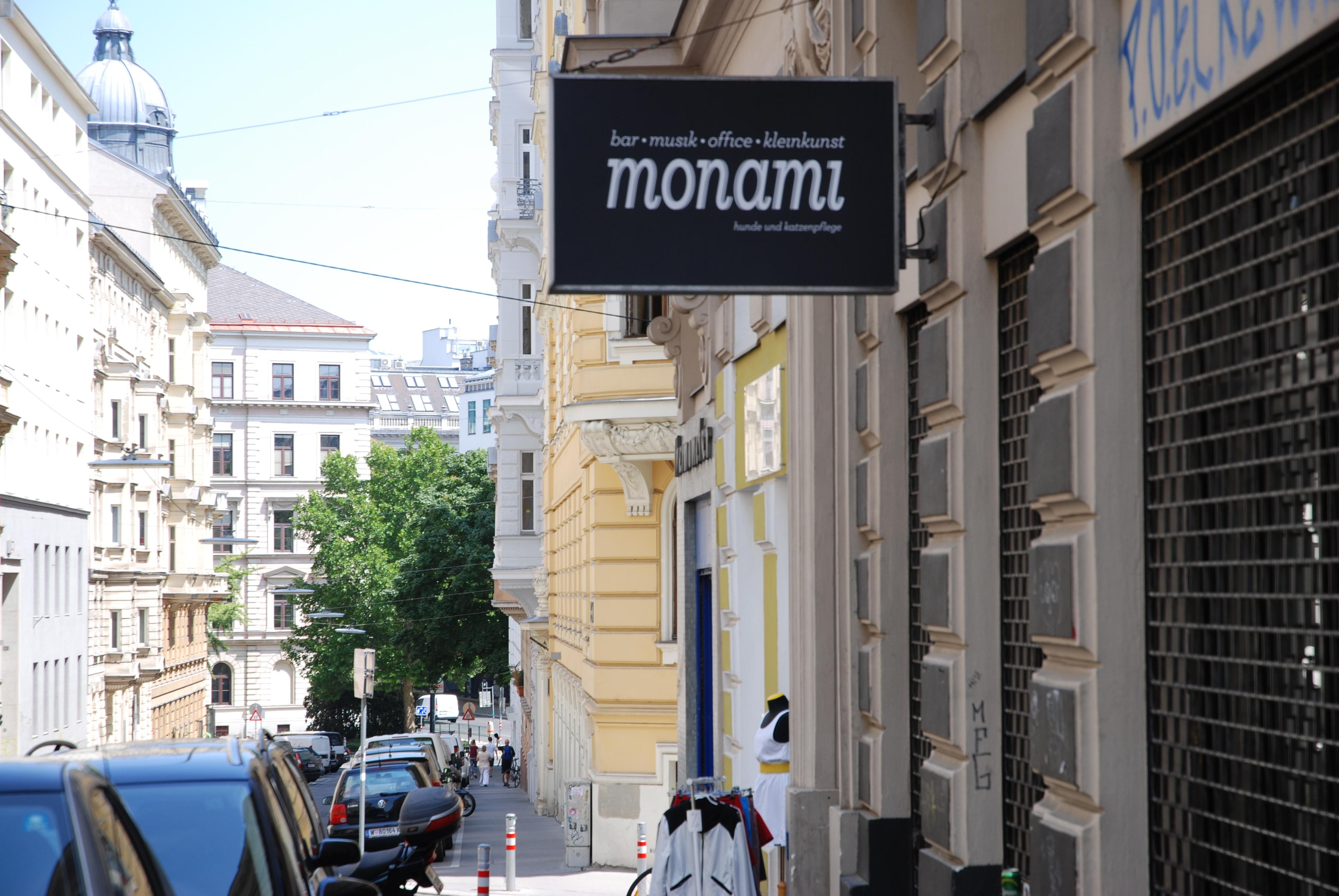 Monami Eingang (c) STADTBEKANNT