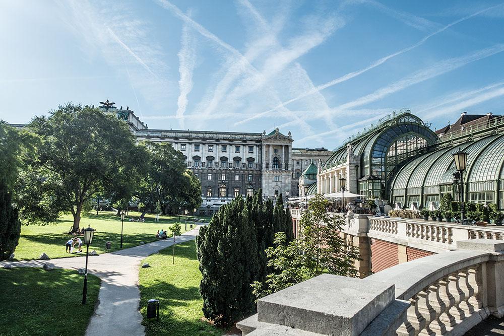 Burggarten Palmenhaus (c) STADTBEKANNT