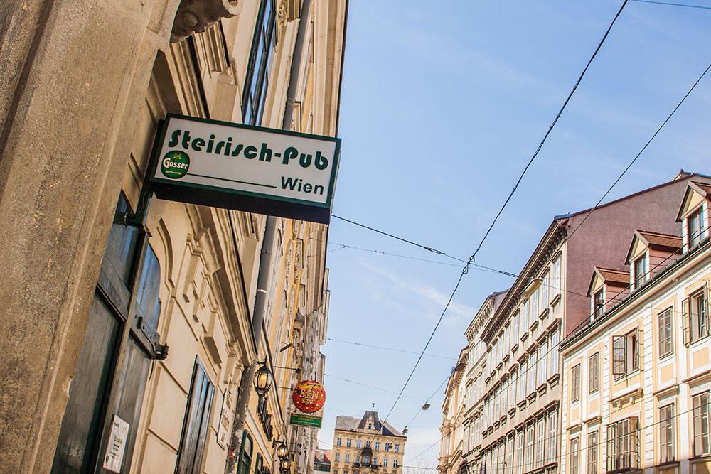 Steirisches Pub Wien (c) STADTBEKANNT