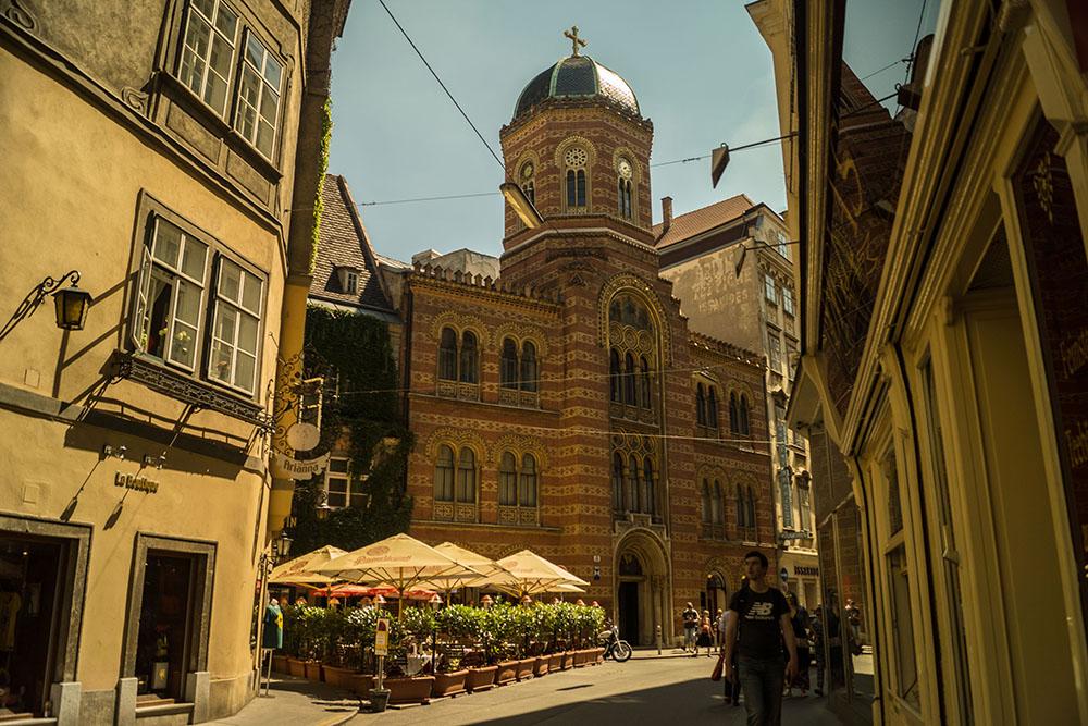 Stadtspaziergang Stubentor griechische Kirche (c) STADTBEKANNT Zohmann